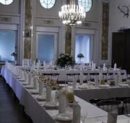Zamek w Brynku - Catering weselny